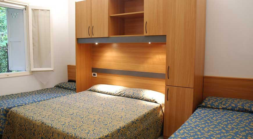 Appartamenti in muratura 1 stanza